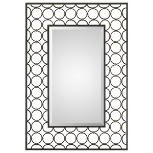Leveen Iron Rings Mirror