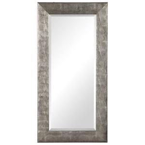 Maeona Metallic Silver Mirror