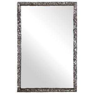 Greer Silver Vanity Mirror