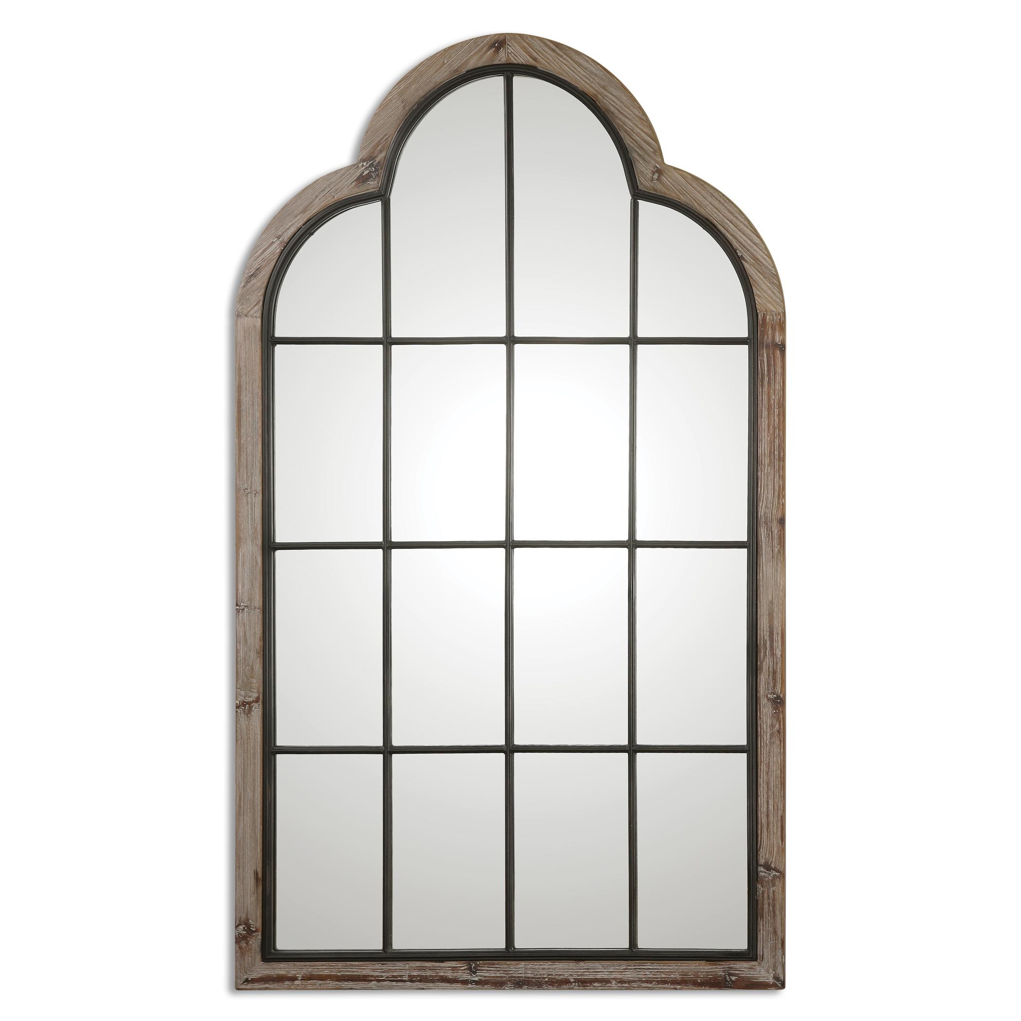 Arched Mirrors Gavorrano Oversized Arch Mirror by Uttermost at Mueller Furniture