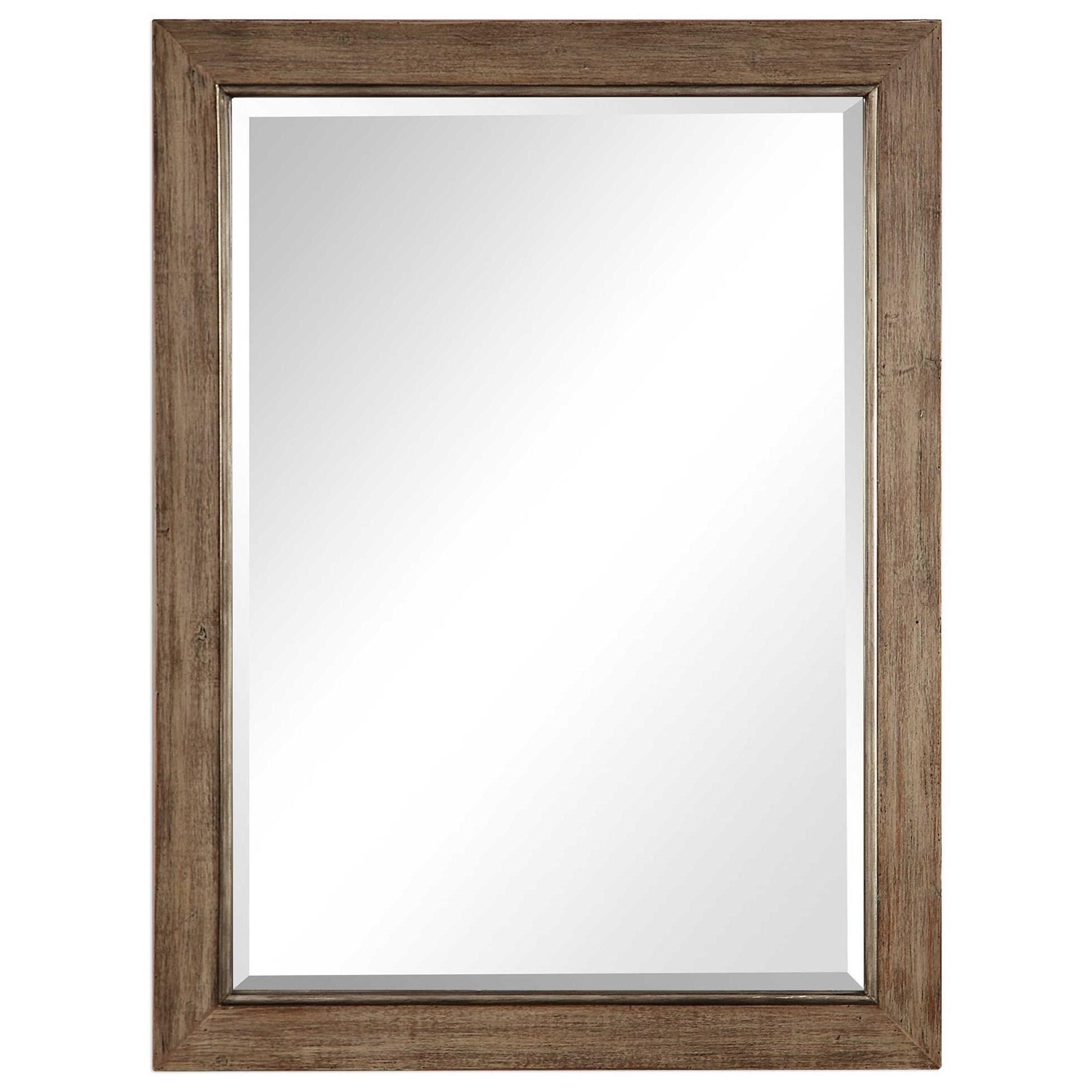 Mirrors Walt Farmhouse Mirror by Uttermost at Wayside Furniture