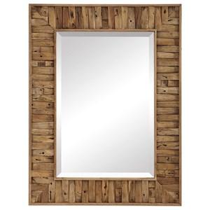 Nalani Reclaimed Wood Mirror