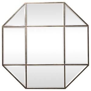 Daniella Octagon Mirror