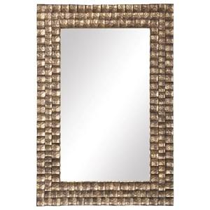 Ramya Gold Mirror
