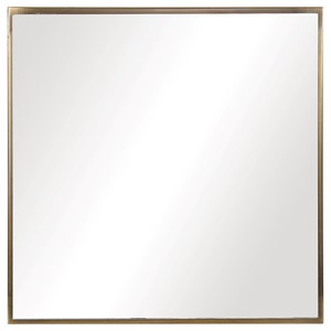 Balmoral Modern Square Mirror
