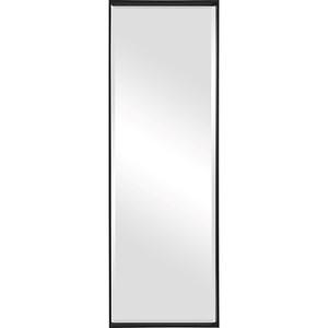 Kahn Oversized Black Rectangular Mirror