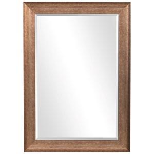 Pemberly Rustic Bronze Mirror