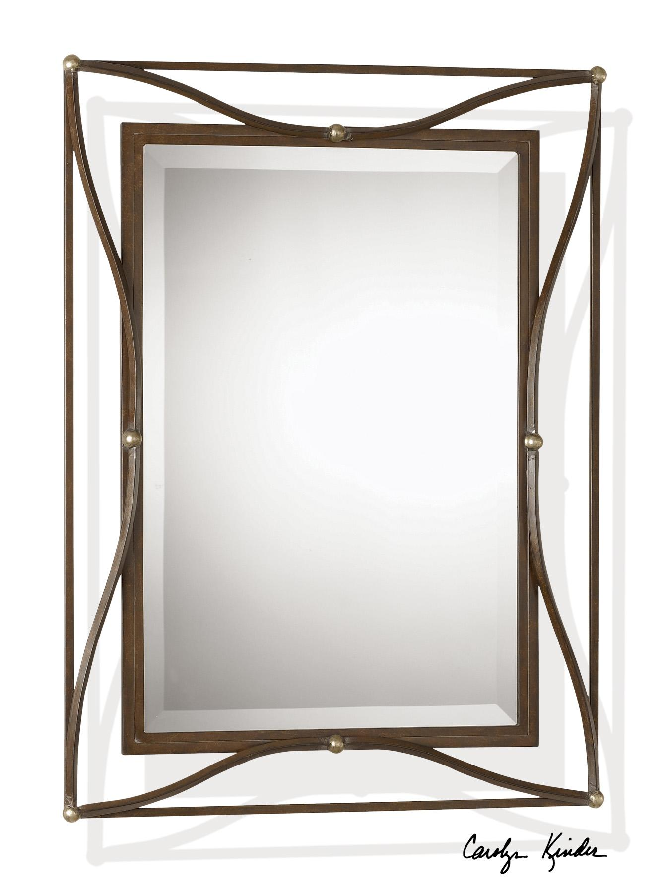 Mirrors Thierry by Uttermost at Wayside Furniture