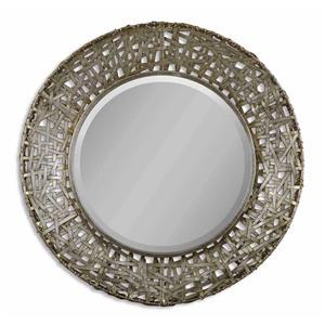 Uttermost Mirrors Alita Champagne