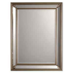 Uttermost Mirrors Jansen Silver