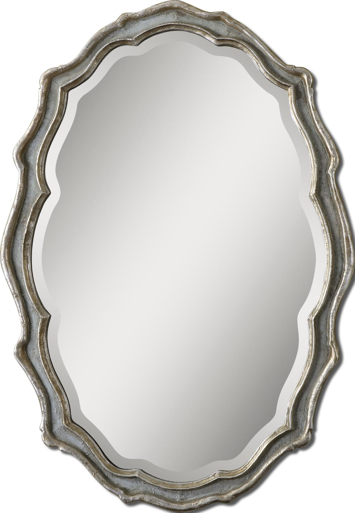 Mirrors - Oval Dorgali by Uttermost at Mueller Furniture