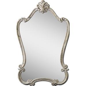 Uttermost Mirrors Walton Hall White
