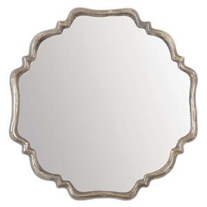 Valentia Silver Mirror