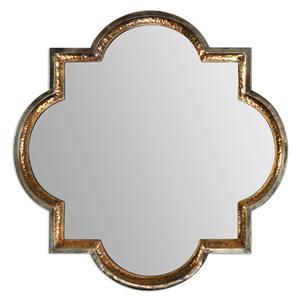 Uttermost Mirrors Lourosa Gold Mirror