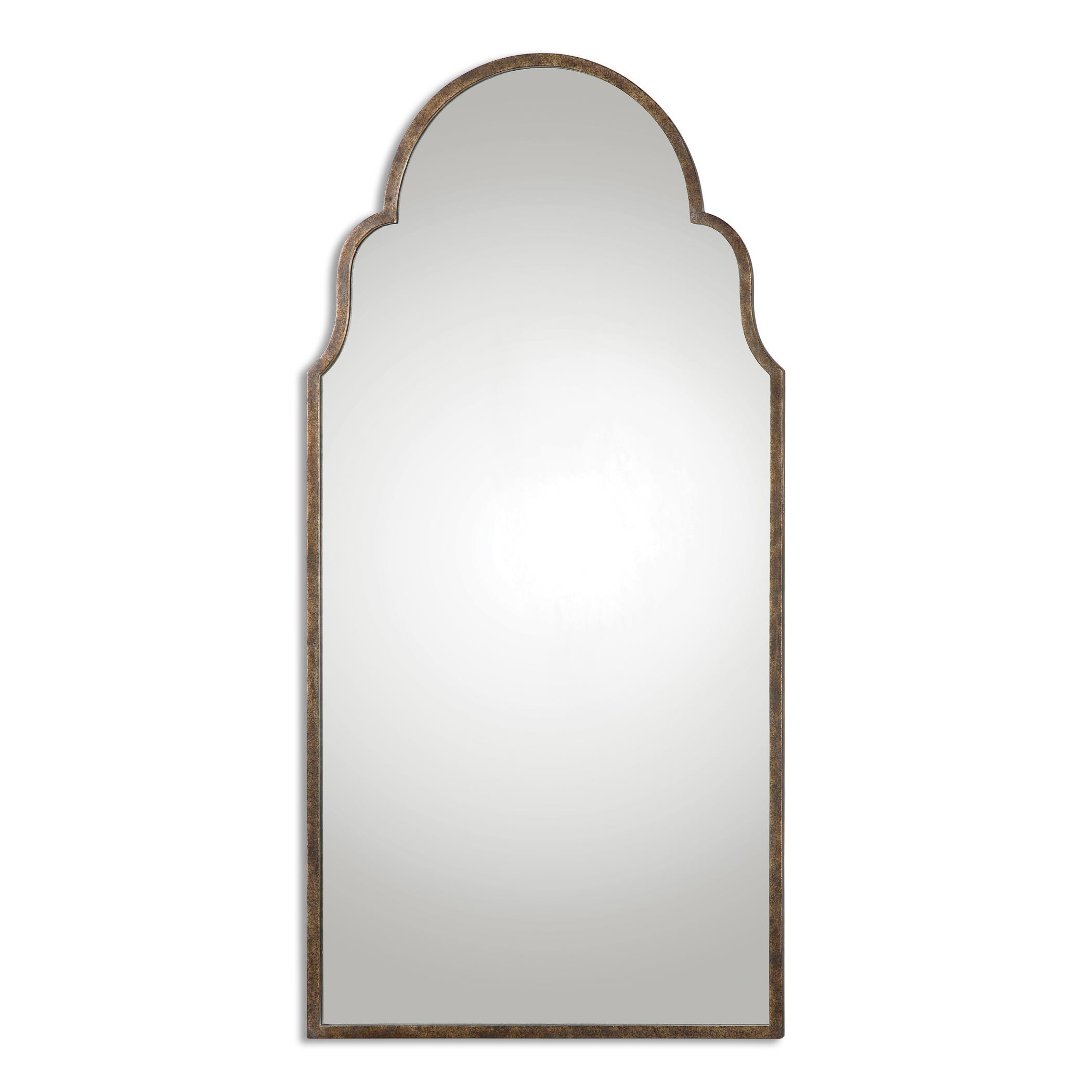 Arched Mirrors Brayden Tall Arch Mirror by Uttermost at Mueller Furniture