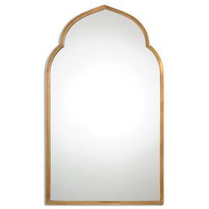 Uttermost Mirrors Kenitra Gold Arch Mirror