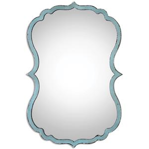 Nicola Light Blue Mirror