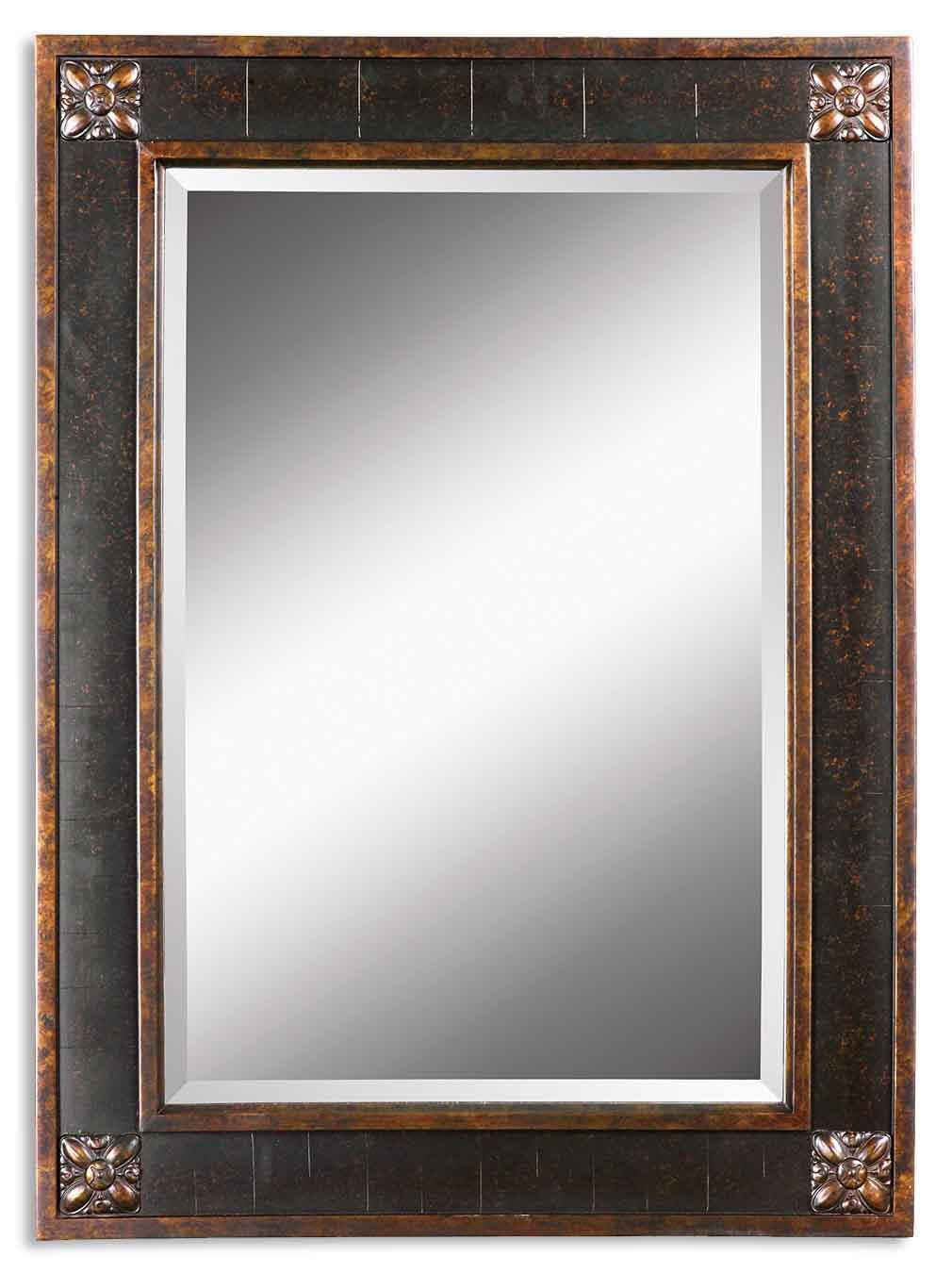 Mirrors Bergamo Vanity by Uttermost at Wayside Furniture