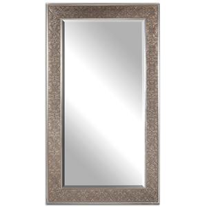 Uttermost Mirrors Villata Antique Silver Mirror