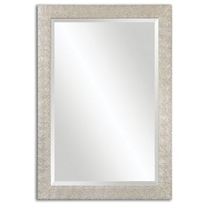 Uttermost Mirrors Porcius antiqued Silver Mirror