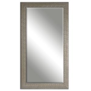 Uttermost Mirrors Malika Antique Silver Mirror