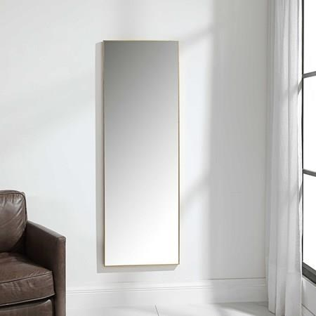 Mirrors BLAKE WALL MIRROR by Unique at Walker's Furniture