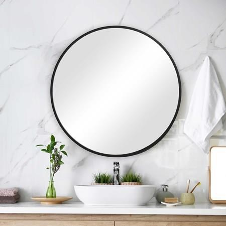 Mirrors EDEN WALL MIRROR by Unique at Walker's Furniture