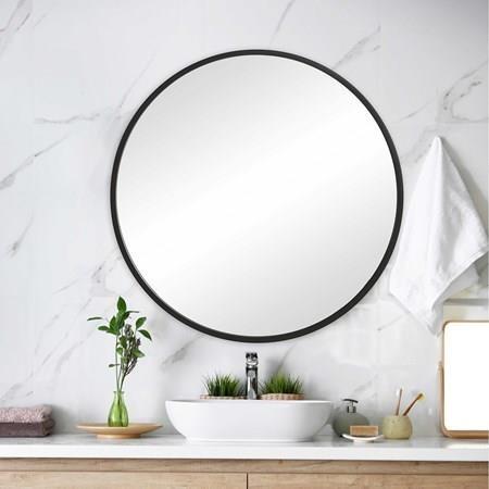 Mirrors ELLIOTT WALL MIRROR by Unique at Walker's Furniture