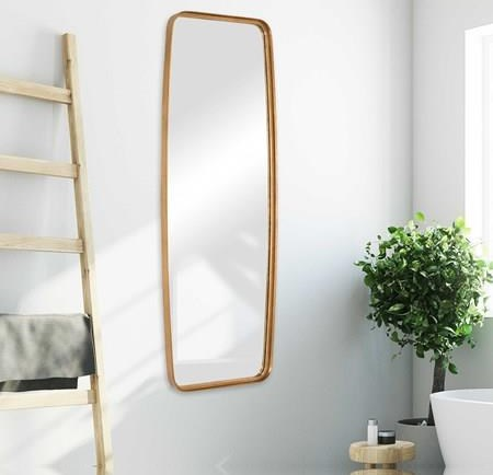 Mirrors KARTER WALL MIRROR by Unique at Walker's Furniture