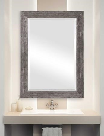 Mirrors REMINGTON WALL MIRROR by Unique at Walker's Furniture
