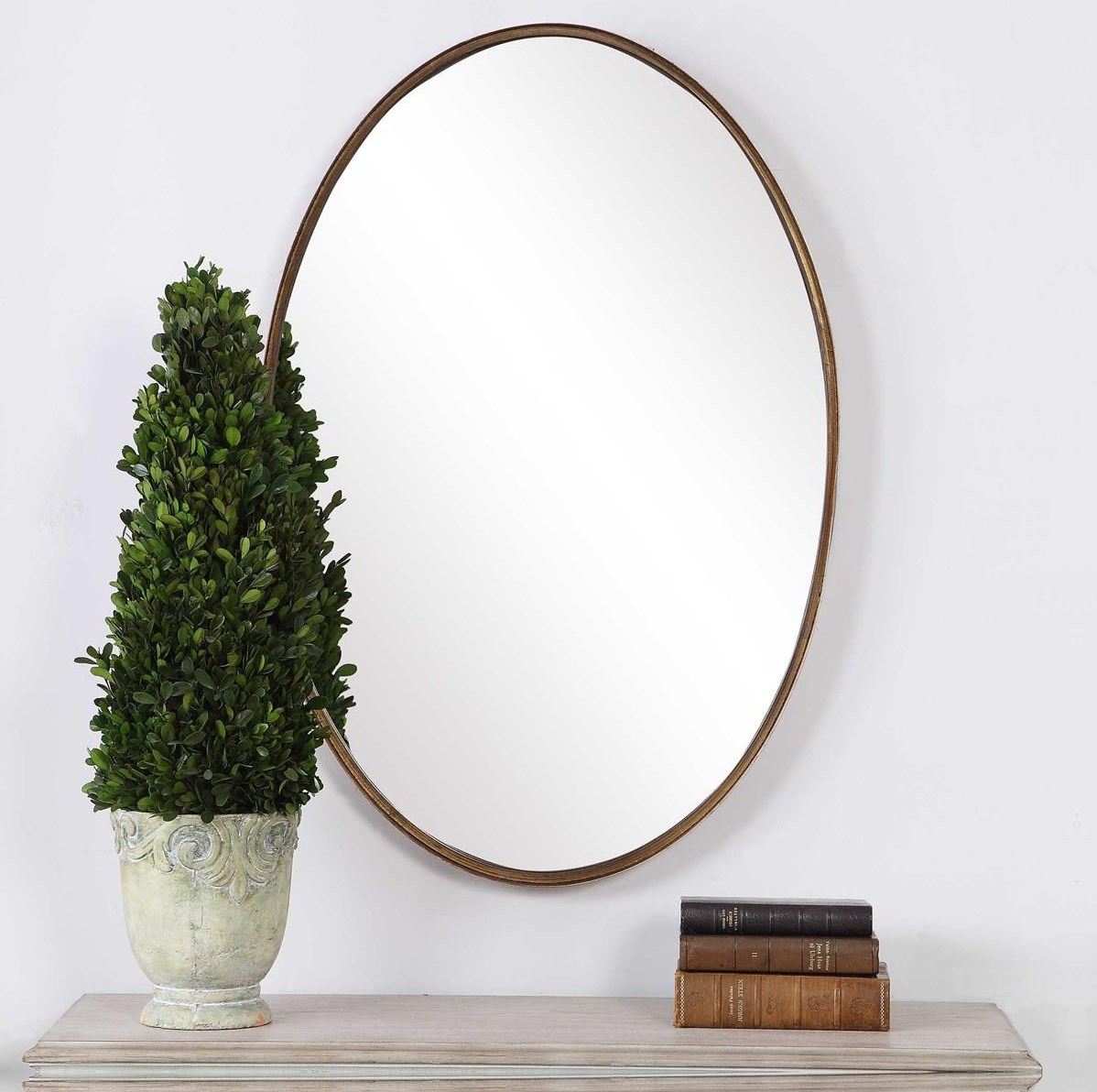 Mirrors EMILIA WALL MIRROR by Unique at Walker's Furniture