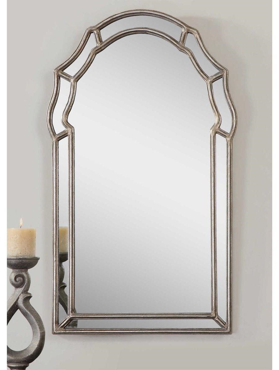 Mirrors ELENA WALL MIRROR by Unique at Walker's Furniture