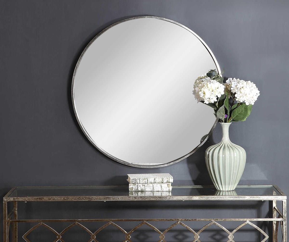 Mirrors HAZEL WALL MIRROR by Unique at Walker's Furniture