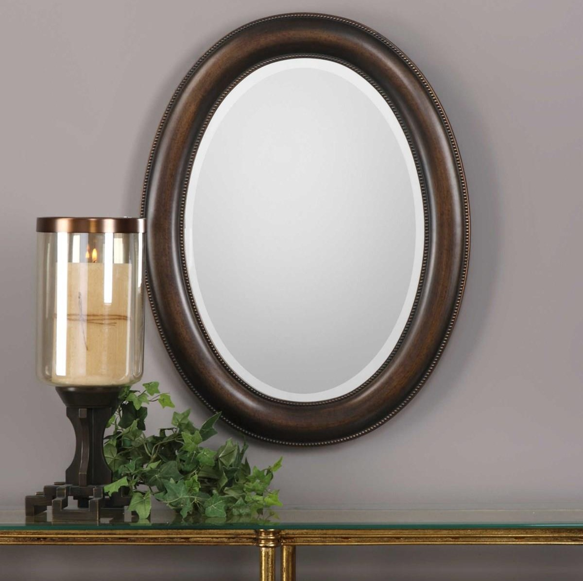 Mirrors CHLOE WALL MIRROR by Unique at Walker's Furniture