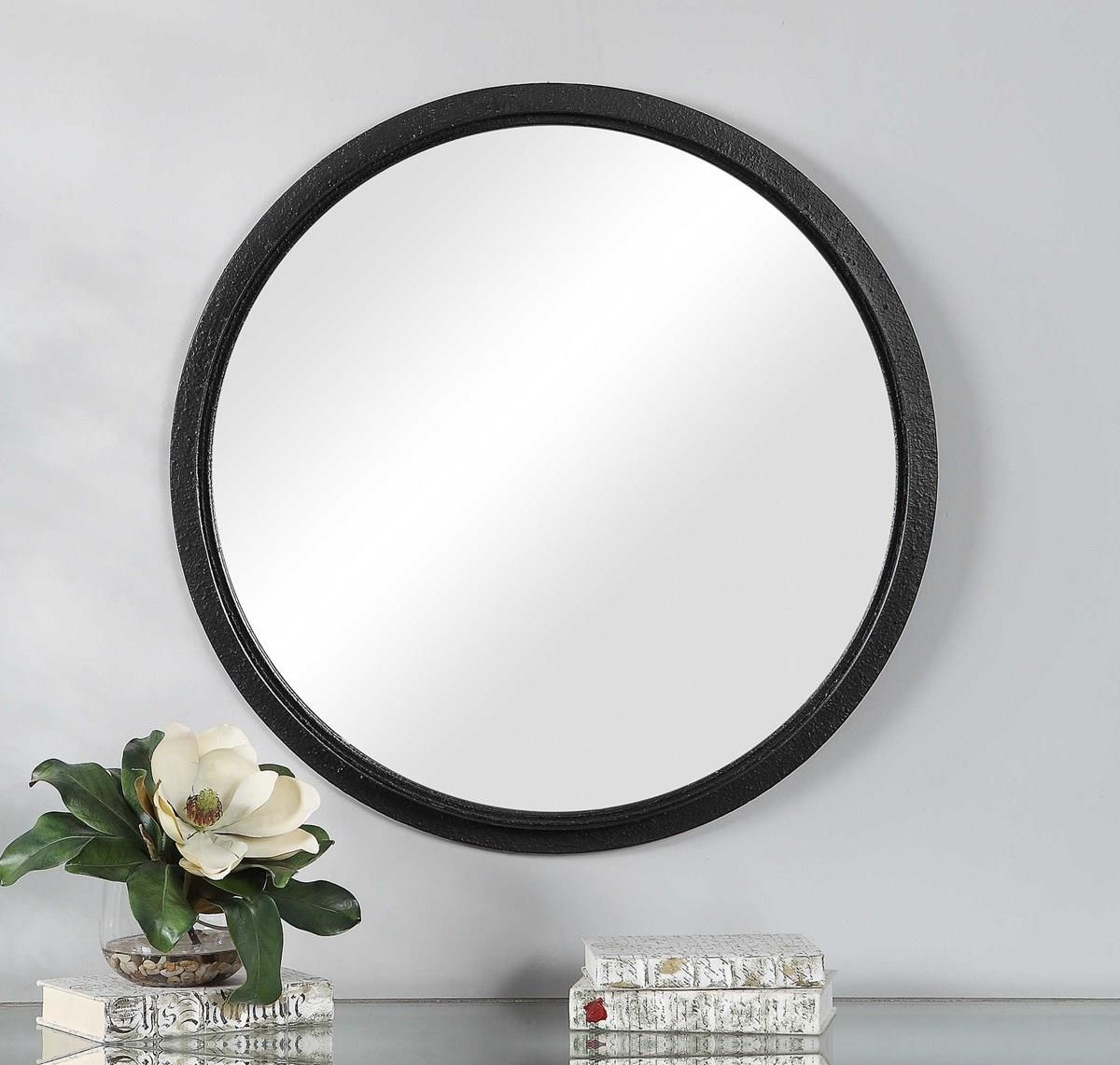Mirrors ZANE WALL MIRROR by Unique at Walker's Furniture