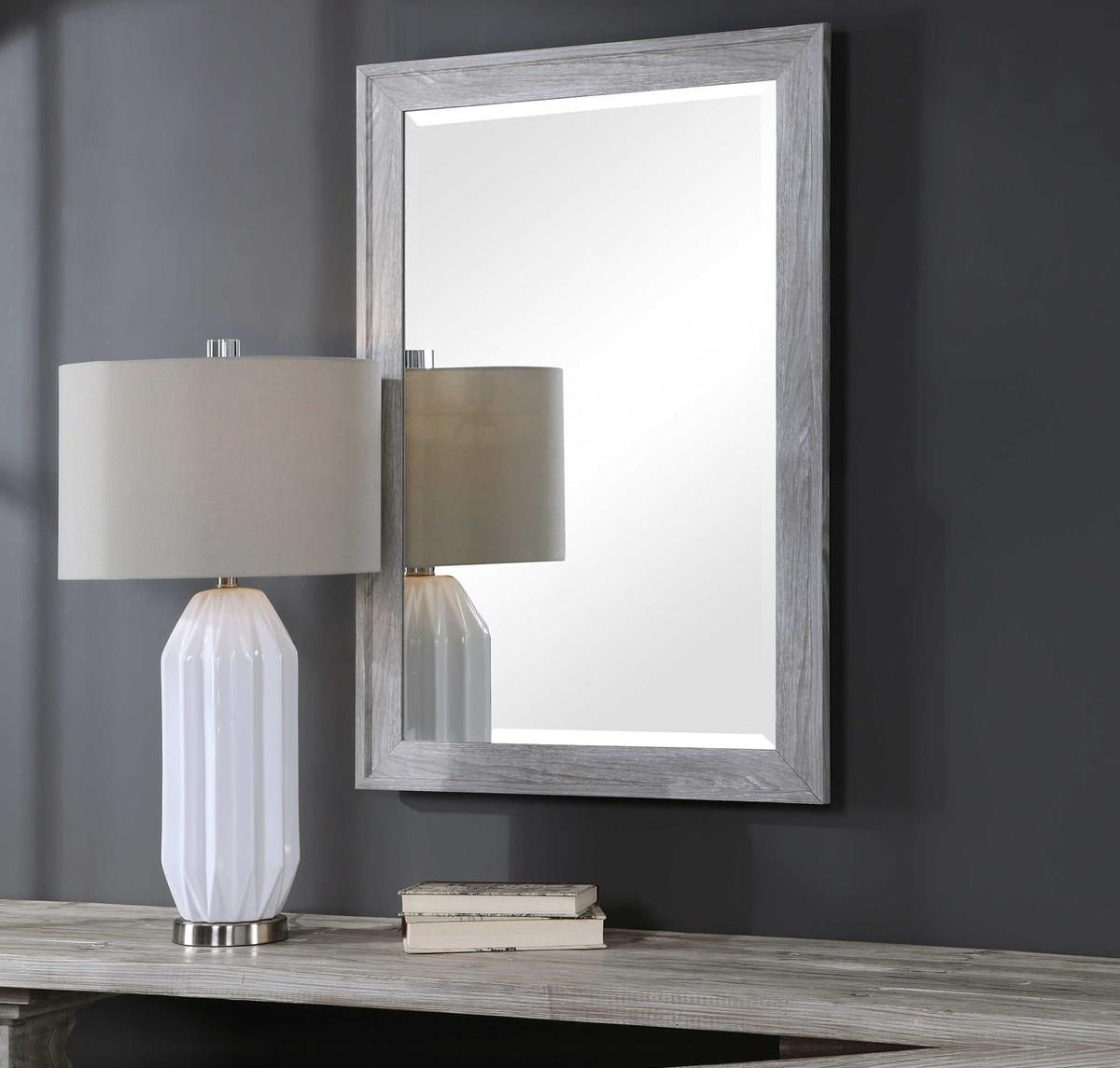 Mirrors IVY WALL MIRROR by Unique at Walker's Furniture