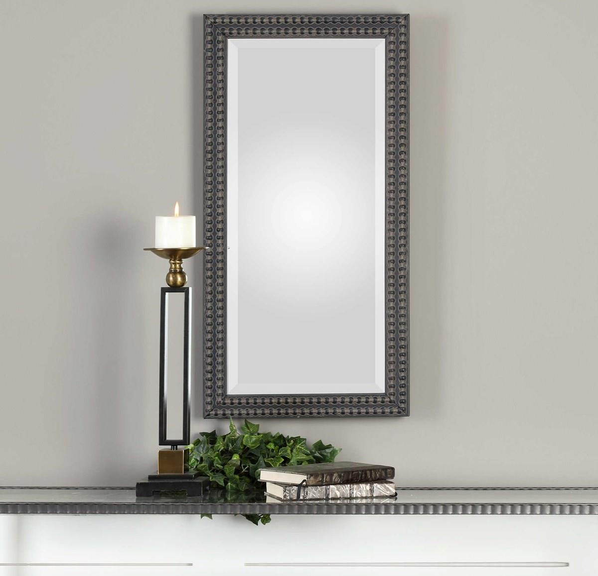 Mirrors GRACE WALL MIRROR by Unique at Walker's Furniture