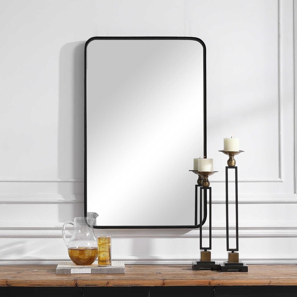 Mirrors SERENITY WALL MIRROR by Unique at Walker's Furniture
