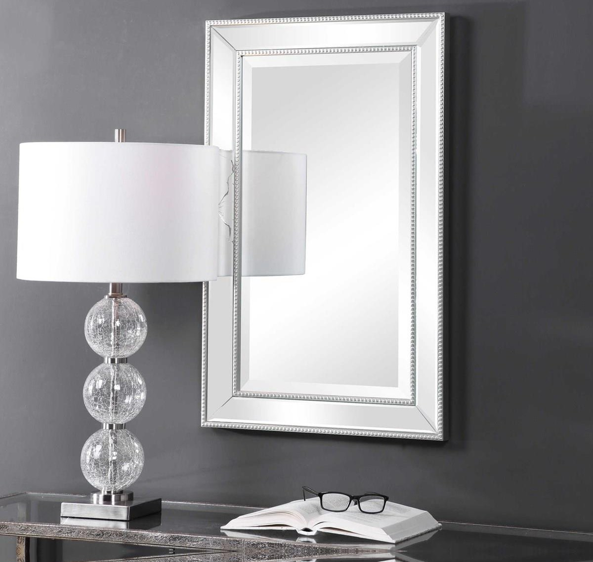 Mirrors MADELYN WALL MIRROR by Unique at Walker's Furniture