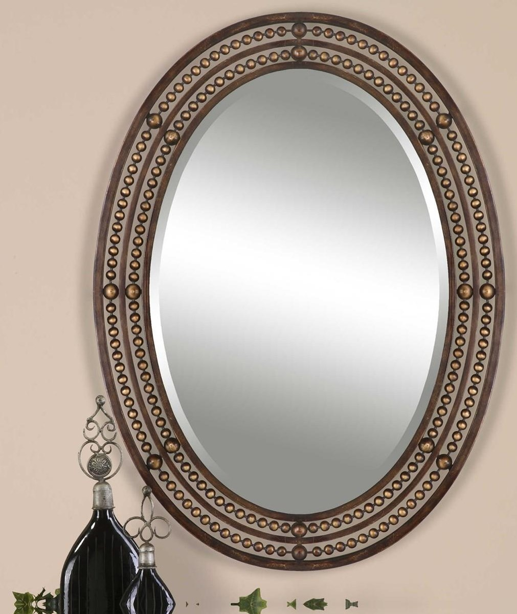 Mirrors CAROLINE WALL MIRROR by Unique at Walker's Furniture