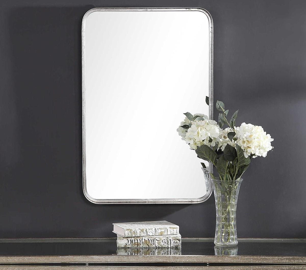 Mirrors EVERLY WALL MIRROR by Unique at Walker's Furniture