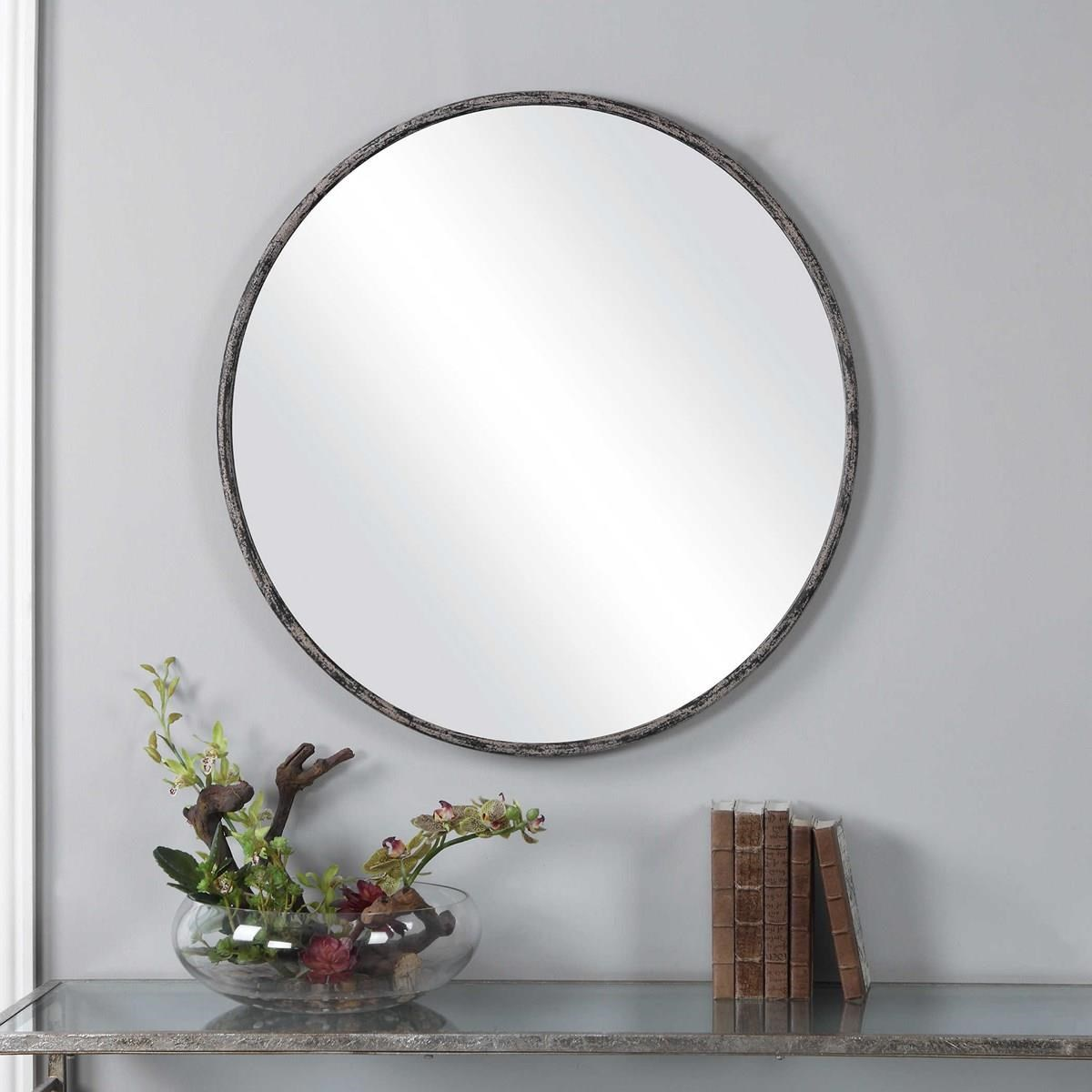 Mirrors VALENTINA WALL MIRROR by Unique at Walker's Furniture