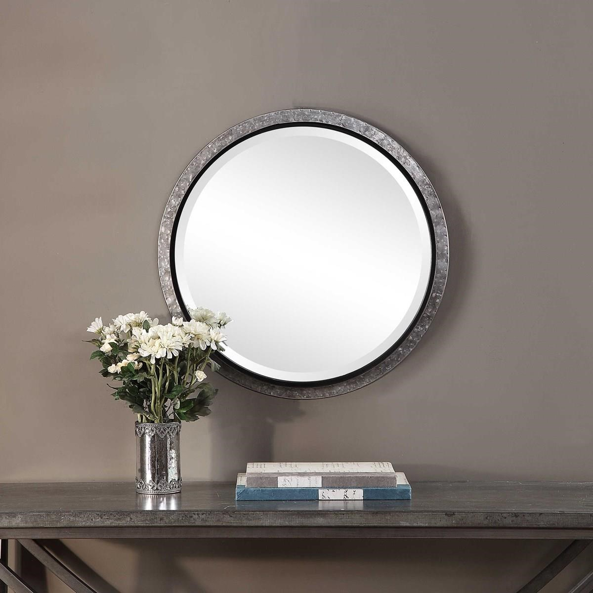 Mirrors STELLA WALL MIRROR by Unique at Walker's Furniture