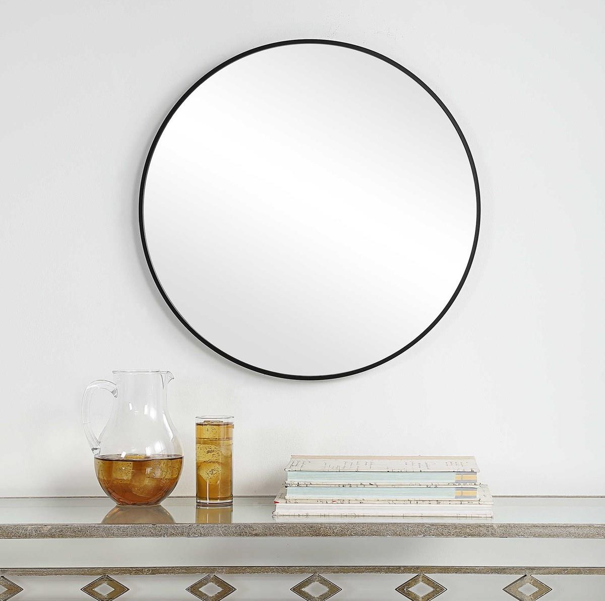 Mirrors EMERY WALL MIRROR by Unique at Walker's Furniture