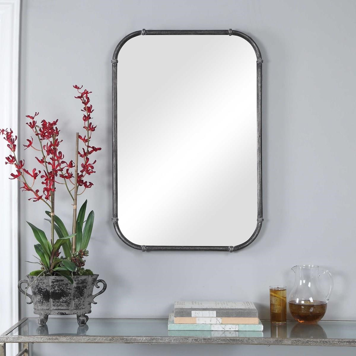 Mirrors RUBY WALL MIRROR by Unique at Walker's Furniture