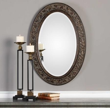 Mirrors MADISON WALL MIRROR by Unique at Walker's Furniture