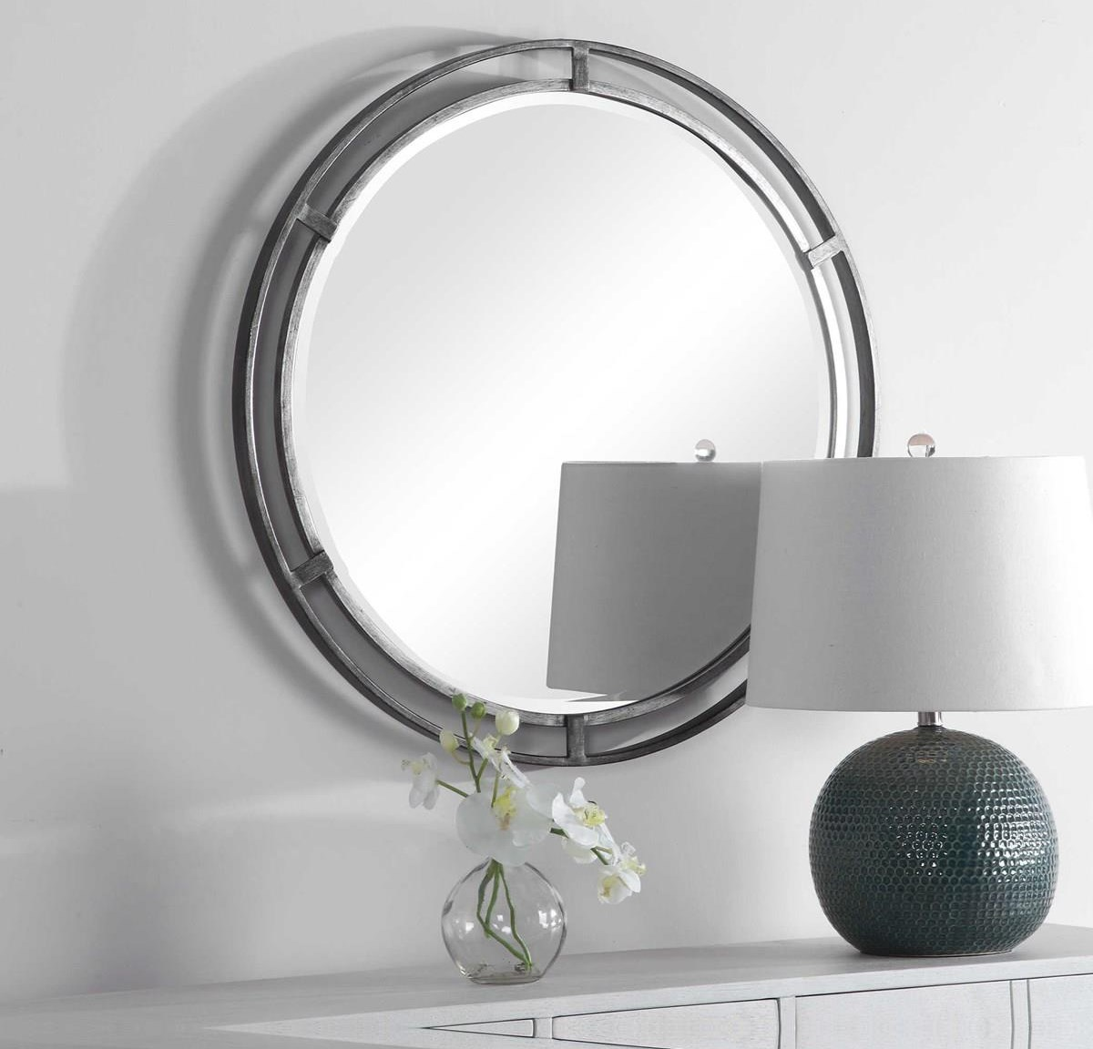 Mirrors ALICE WALL MIRROR by Unique at Walker's Furniture