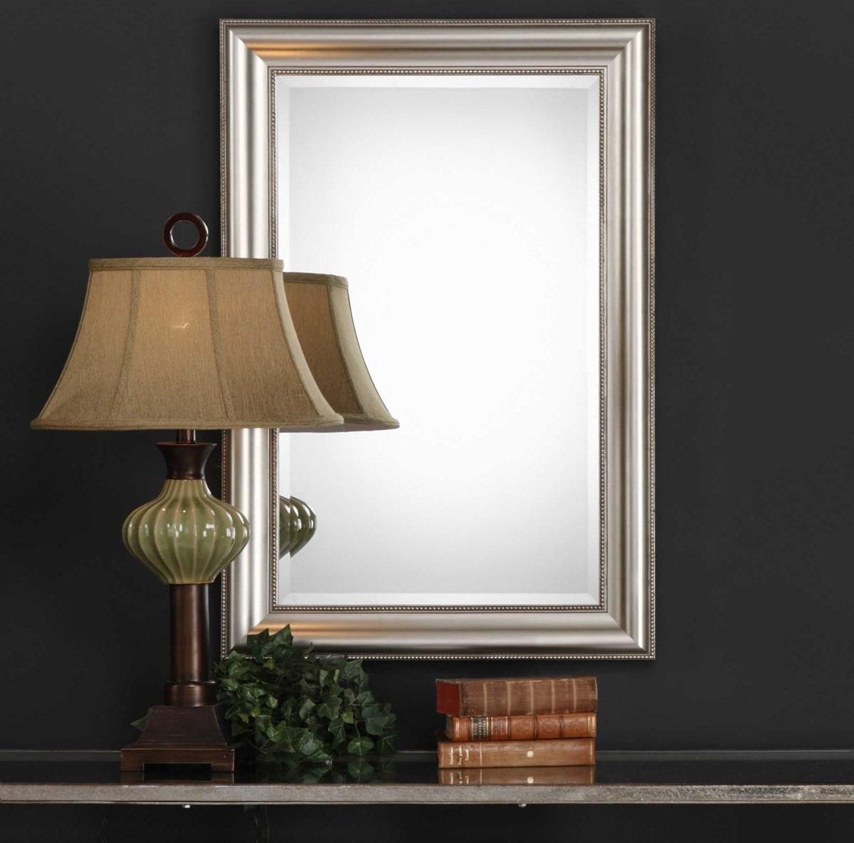 Mirrors CAMILA WALL MIRROR by Unique at Walker's Furniture