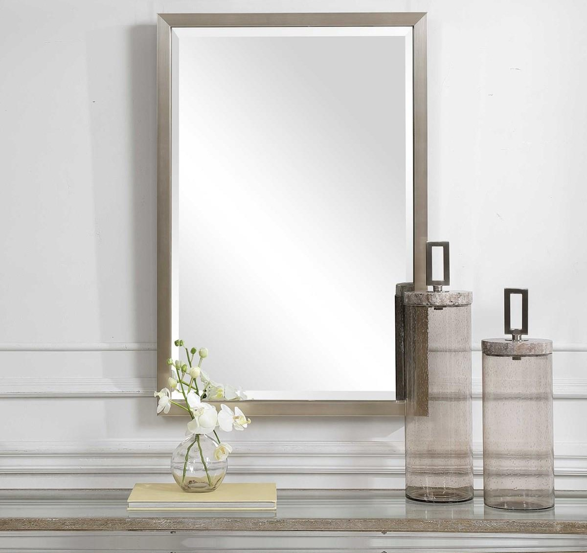 Mirrors GABRIELLA WALL MIRROR by Unique at Walker's Furniture