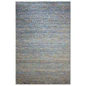 Euston Natural-Blue 8 x 10 Rug